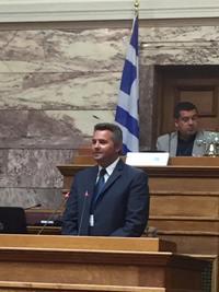 10η Γενική Συνέλευση της Παγκόσμιας Διακοινοβουλευτικής Ένωσης Ελληνισμού