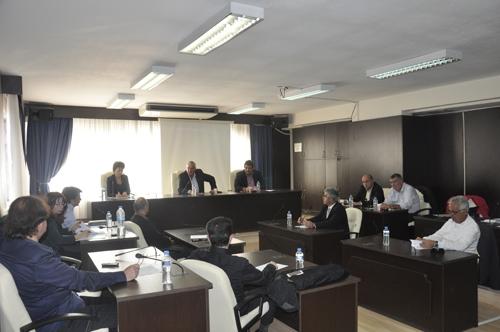 2η Συνεδρίαση της Εκτελεστικής Γραμματείας