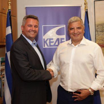 Πρωτοβουλίες του Προέδρου της ΚΕΔΕ Γ. Πατούλη για να επεκταθεί σε παγκόσμιο επίπεδο το Δίκτυο Ελλήνων Αιρετών Αυτοδιοίκησης της Ευρώπης