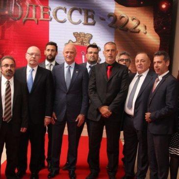 Συμμετοχή της Γενικής Γραμματείας Αποδήμου Ελληνισμού στις εκδηλώσεις για τα 222 χρόνια της «Ελληνικής» Οδησσού