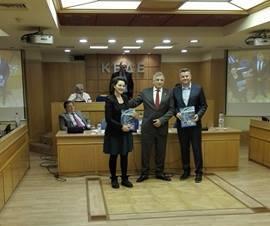 Παρουσίαση του Δικτύου στο Διοικητικό Συμβουλίο της ΚΕΔΕ