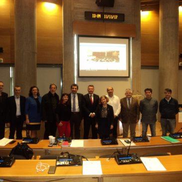 4η συνεδρίαση της Συντονιστικής Επιτροπής του Δικτύου