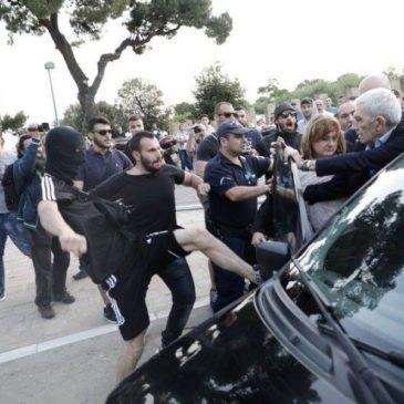 Με ομόφωνη απόφαση της Εκτελεστικής Γραμματείας του Δικτύου, καταδικάστηκε η βίαιη επίθεση στο Δήμαρχο Θεσσαλονίκης