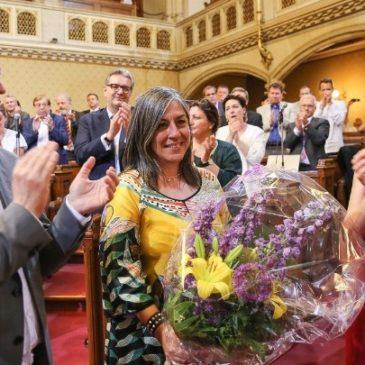 Αποχώρησε από την πολιτική η ελληνικής καταγωγής αντιδήμαρχος της Βιέννης κα Μ. Βασιλάκου
