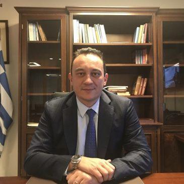 Νέος Υφυπουργός εξωτερικών αρμόδιος για τον Απόδημο Ελληνισμό