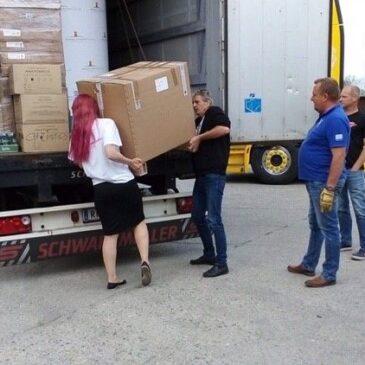 Ομογενείς από την Αυστρία στέλνουν ιατρικό υλικό  στην Ελλάδα