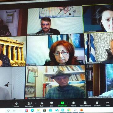 Διαδικτυακά πραγματοποιήθηκε, η 4η Συνεδρίαση της Εκτελεστικής Γραμματείας του Δικτύου